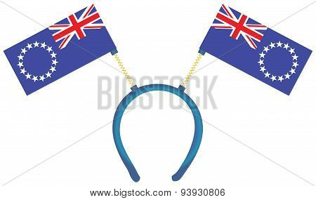 Witty Headdress Flags Cook Islands