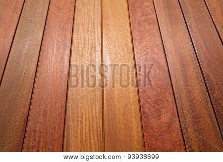 Ipe teak wood decking deck pattern tropical wood texture background