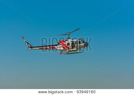 U.s. Forest Helicopter