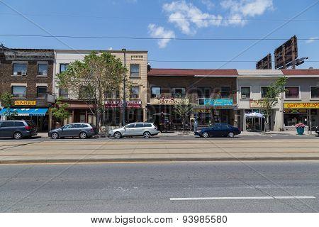 Saint Clair Avenue West