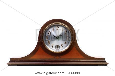 Old Mantle Clock