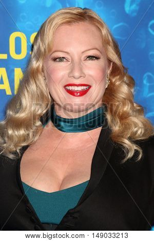 LOS ANGELES - SEP 24:  Traci Lords at the Los Angeles LGBT Center 47th Anniversary Gala Vanguard Awards at the Pacific Design Center on September 24, 2016 in West Hollywood, CA