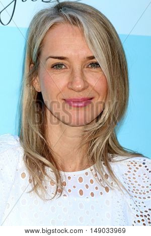 LOS ANGELES - SEP 24:  Ever Carradine at the 5th Annual Red Carpet Safety Awareness Event at the Sony Picture Studios on September 24, 2016 in Culver City, CA