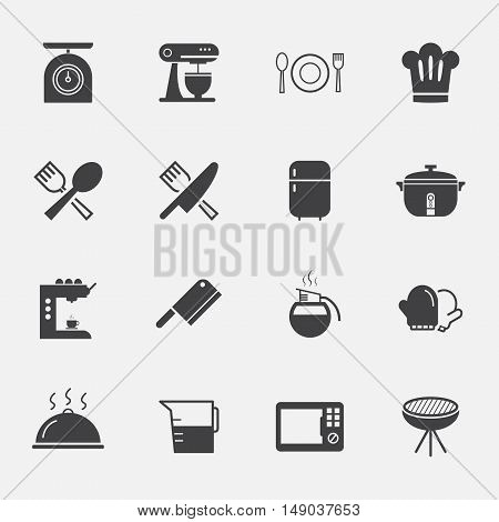 Measurement tools sign and symbol icon pack