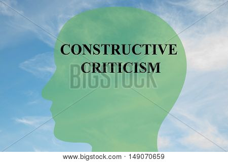 Constructive Criticism - Personality Concept