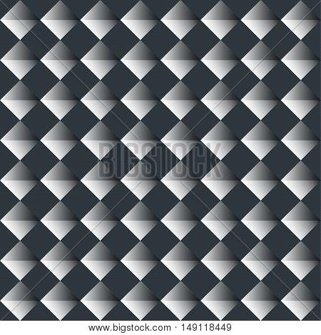 Dark Bulk Seamless Texture, Background Illustration .