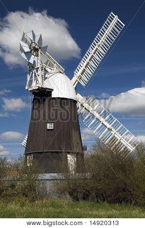 Wicken Windmill