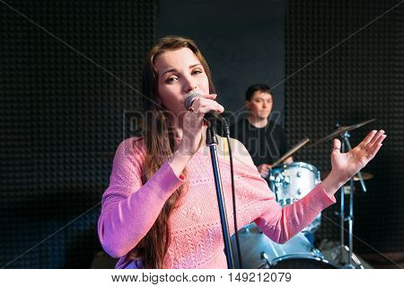 Music Talent Performance Hobby Leisure Success Occupation Show Concept