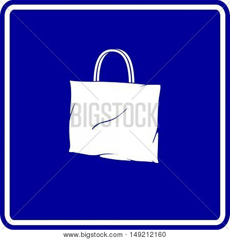 tote bag sign