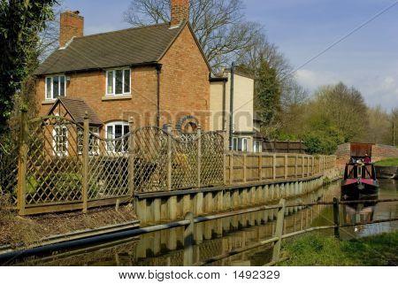 Stratford Upon Avon Canal Warwickshire