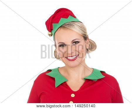 Blond Elf Female