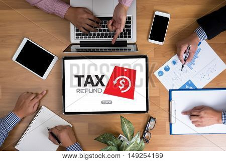 Tax Refund And Refund Tax Refund Fine Duty Taxation