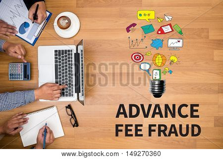 Advance-fee Fraud