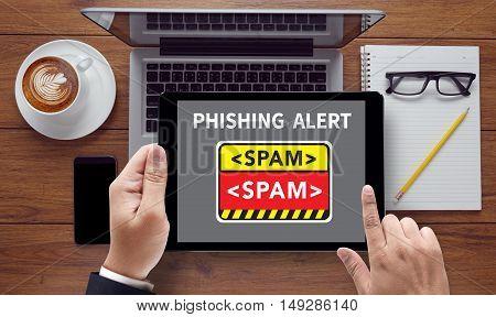 Phishing Alert