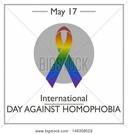 International Day Against Homophobia, May 17