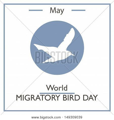 World Migratory Bird Day, May