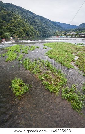 Holiday in Japan - Summer Autumn Transit in The Kamo River, Hoshinoya, Kyoto