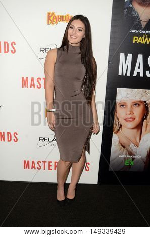 LOS ANGELES - SEP 26:  Natalie Gibson at the