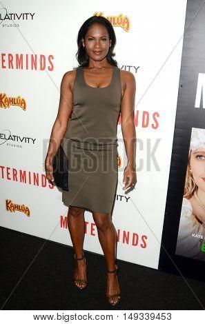 LOS ANGELES - SEP 26:  Robinne Lee at the