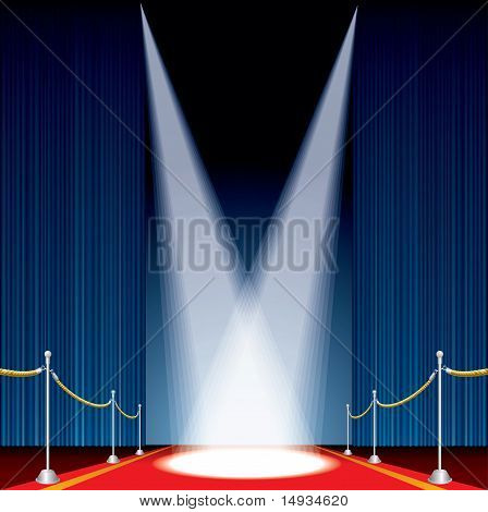 Red Carpet Spots
