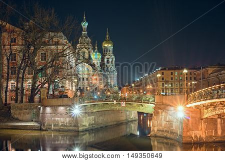 Church of the Savior on the Spilled Blood (The Church of Resurrection)
