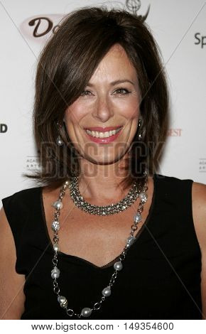 Jane Kaczmarek at the 58th Annual Primetime Emmy Awards Performer Nominee Reception held at the Pacific Design Center in West Hollywood, USA on August 25, 2006.
