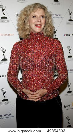 Blythe Danner at the 58th Annual Primetime Emmy Awards Performer Nominee Reception held at the Pacific Design Center in West Hollywood, USA on August 25, 2006.