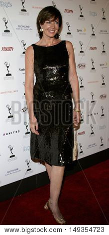 Allison Janney at the 58th Annual Primetime Emmy Awards Performer Nominee Reception held at the Pacific Design Center in West Hollywood, USA on August 25, 2006.