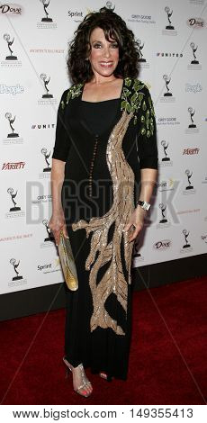 Kate Linder at the 58th Annual Primetime Emmy Awards Performer Nominee Reception held at the Pacific Design Center in West Hollywood, USA on August 25, 2006.