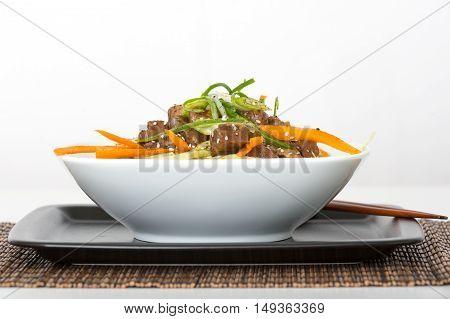 Beef Rice Bowl