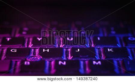 Laptop Keyboard Details