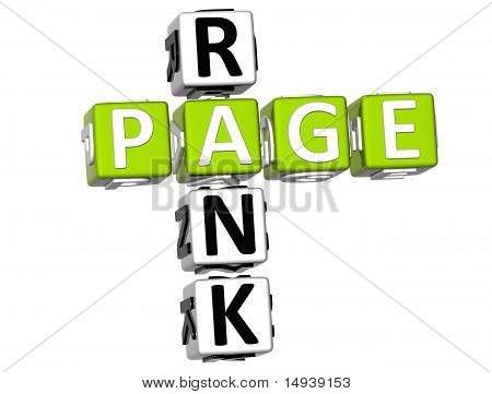 Page Rank Crossword