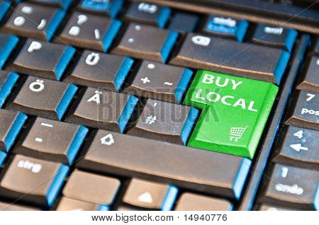 Online Shopping - Buy Local
