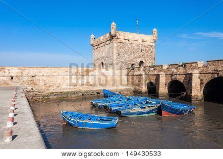 Essaouira In Morocco