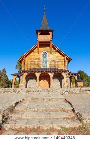 Capilla San Eduardo, Bariloche