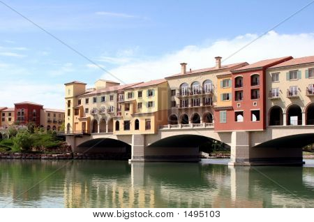 Beautiful Lake Las Vegas