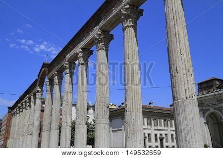 Colonne Di San Lorenzo - St Lawrence Columns