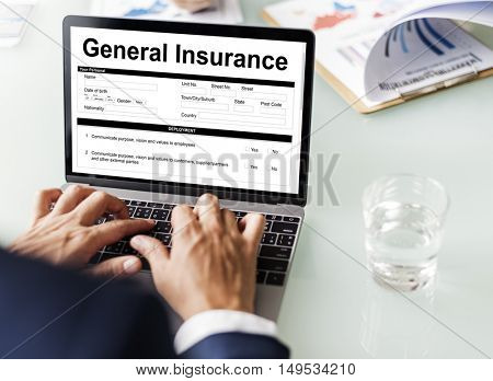 General Insurance Information Document Concept