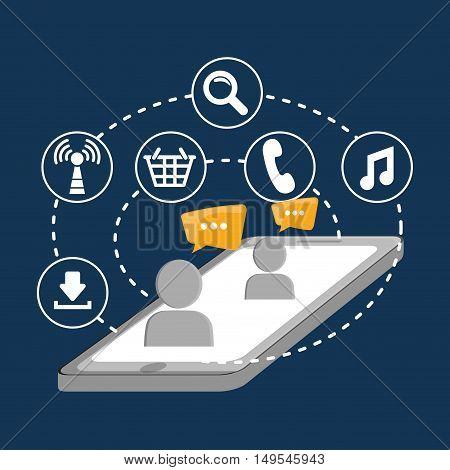 Social network mesagge business download call global