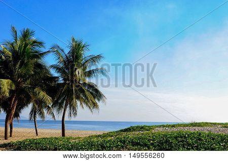 Morning at Cua Dai beach - Hoi An
