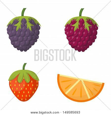 Fresh berries fruits. Mixed fruits berries big set and healthy eating, dieting berries, love fruits. Many fresh fruits berries.