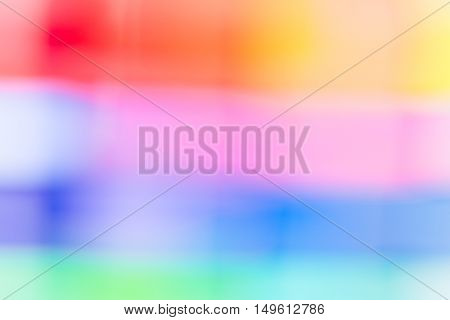 Colorful blurred abstract background/ backdrop / texture