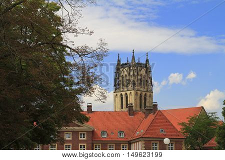 Liebfrauen Church Muenster Germany