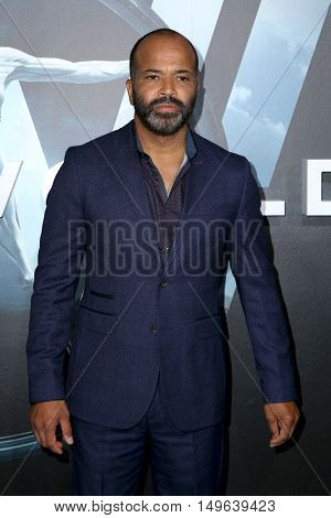 LOS ANGELES - SEP 28:  Jeffrey Wright at the HBO's