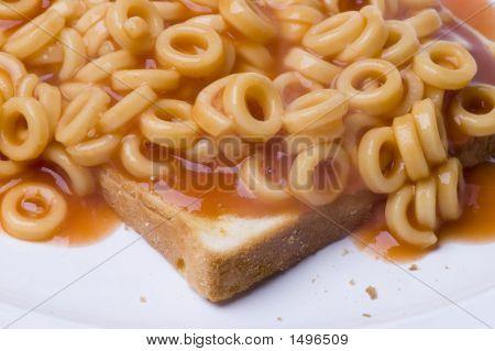 Spaghetti Hoops