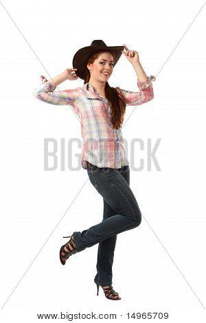 Girl Cowboy