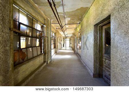 Ellis Island Immigrant Hospital