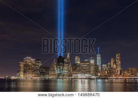Tribute In Light - September 11