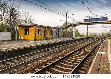A Abandon Station