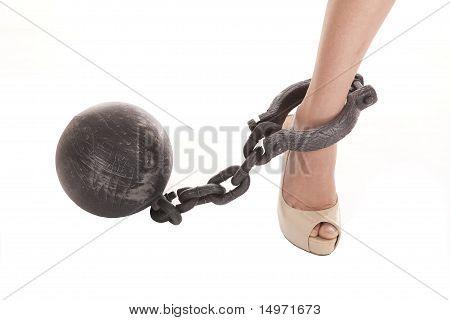 Bola de talón